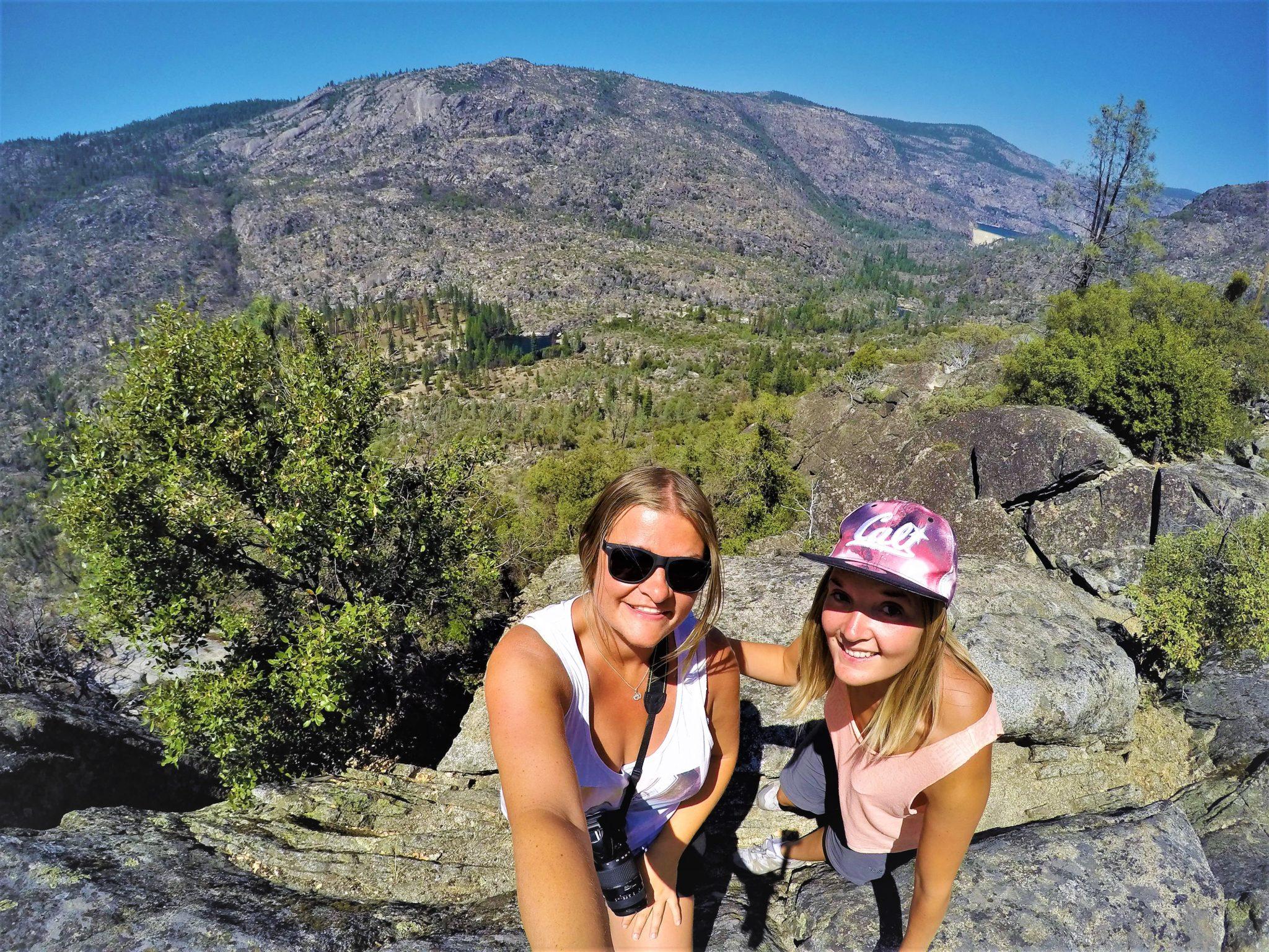 Selfie, Yosemite, California