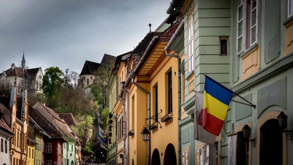 Historical center of Sighisoara, top things to do in Transylvania, Romania