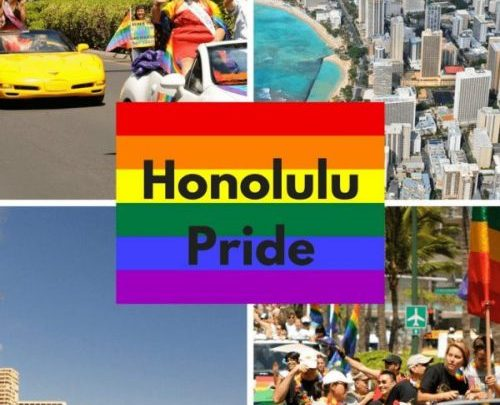 Honolulu Pride