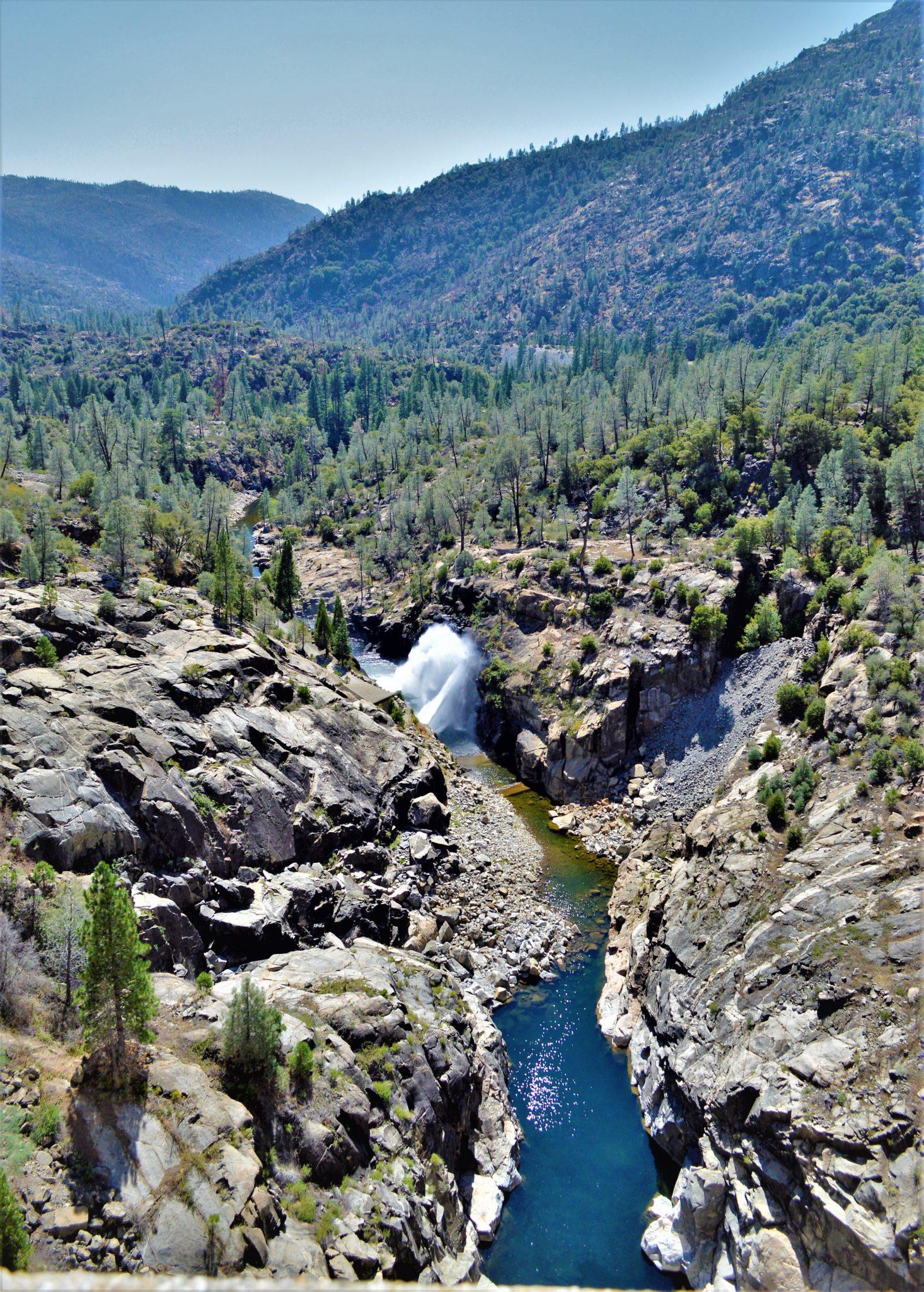 Hydro power, Hetch Hetchy dam, California