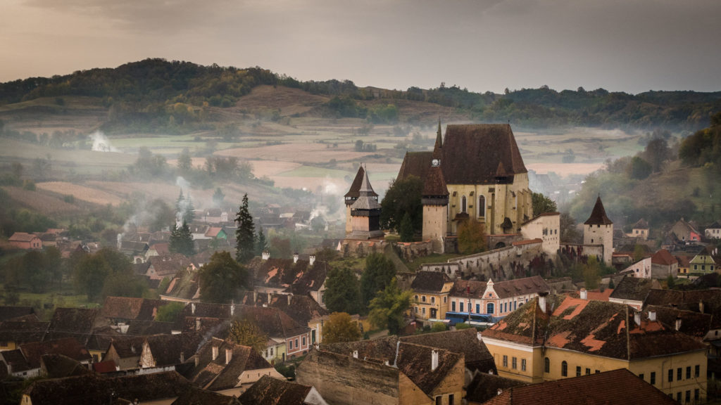 Medieval fortified churches - Biertan, top things to do in Transylvania, Romania