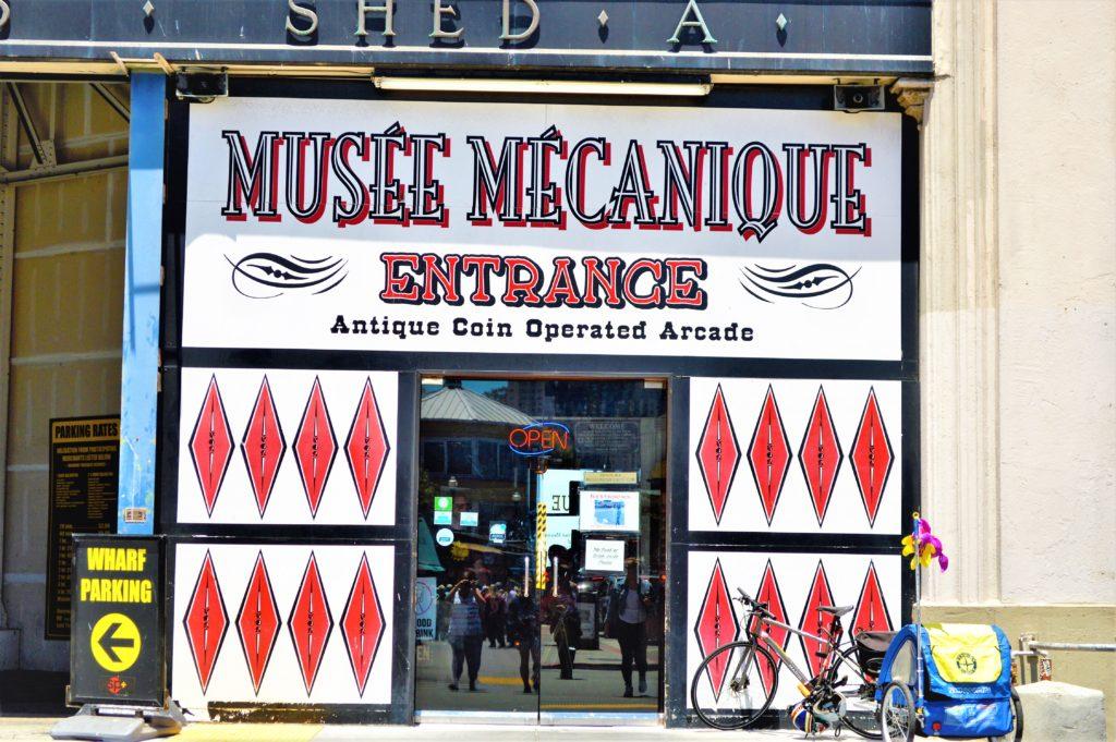 Musee Mecanique, San Francisco, California, USA