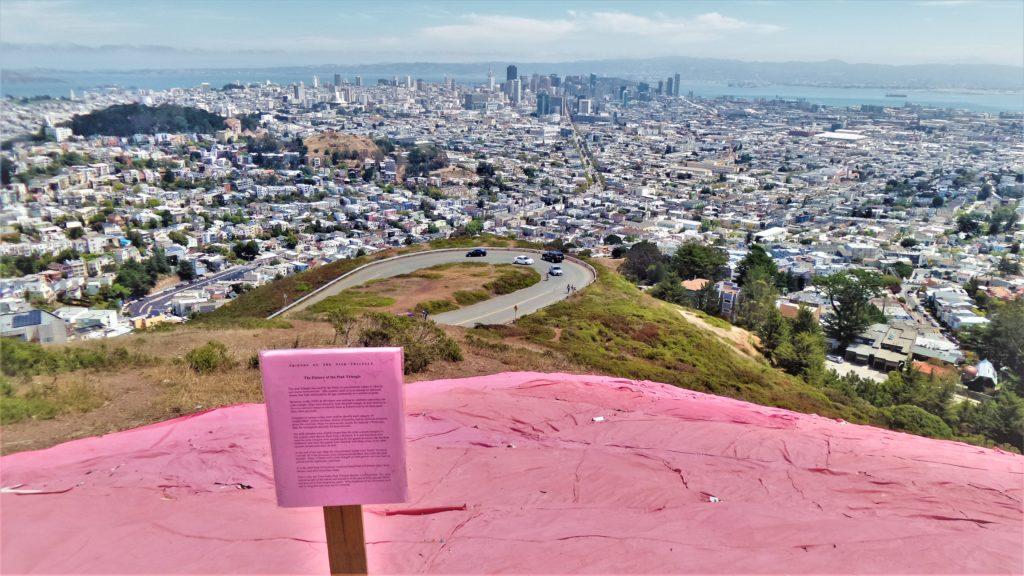 Pink Triangle Twin Peaks, San Francisco Gay Pride