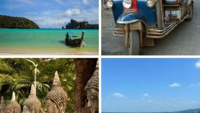 Reasons to visit Thailand