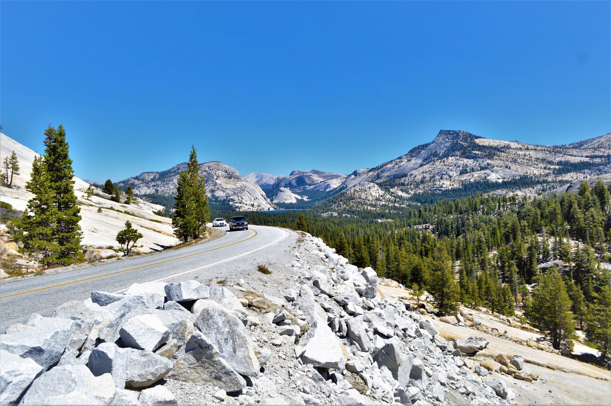 Road trip, Yosemite National Park, California