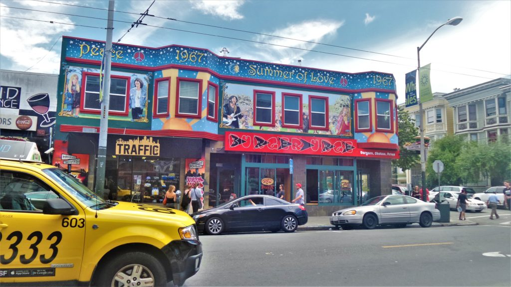 Shops Ashbury Heights, San Francisco, USa