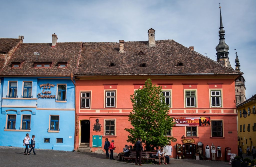 Sighisoara, top things to do in Transylvania, Romania