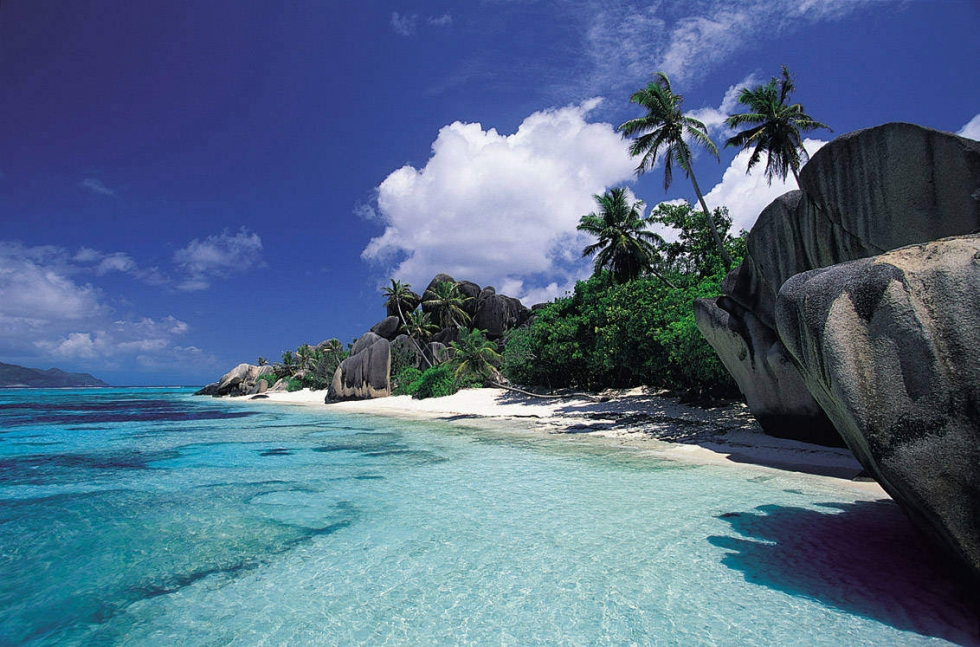 Source d'Argent, Seychelles, Best beaches in the world