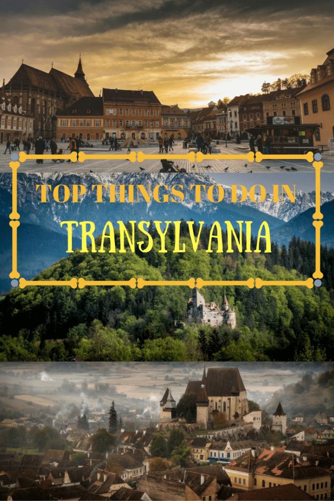 Top things to do in Transylvania, Romania - Pinterest
