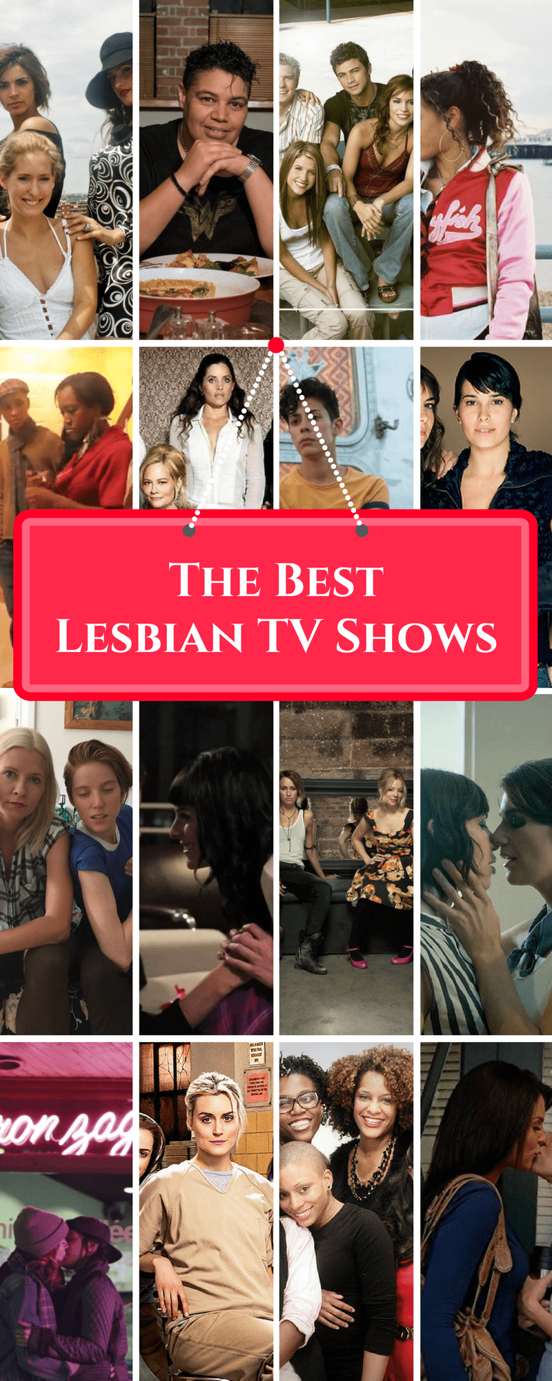 The Best Lesbian TV Shows and web series Pinterest