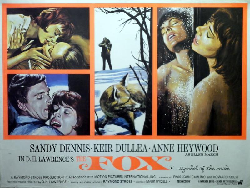 The Fox 1967 lesbian movie