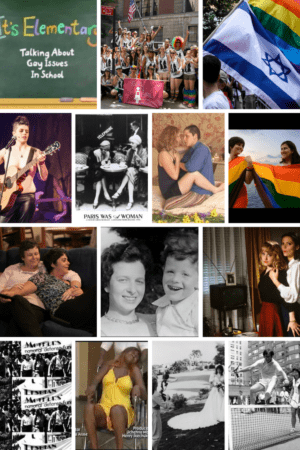 A list of the best Lesbian Documentaries