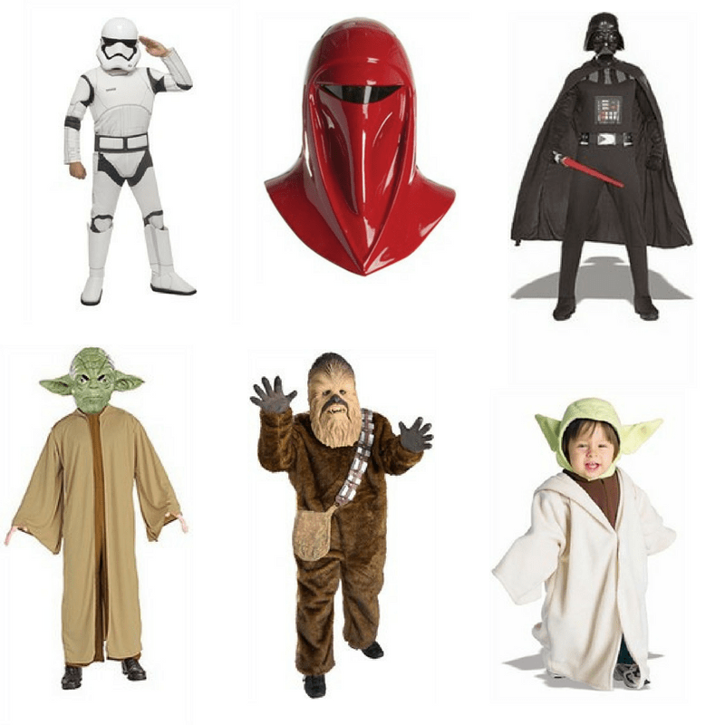 Best Halloween costume ideas, Star Wars