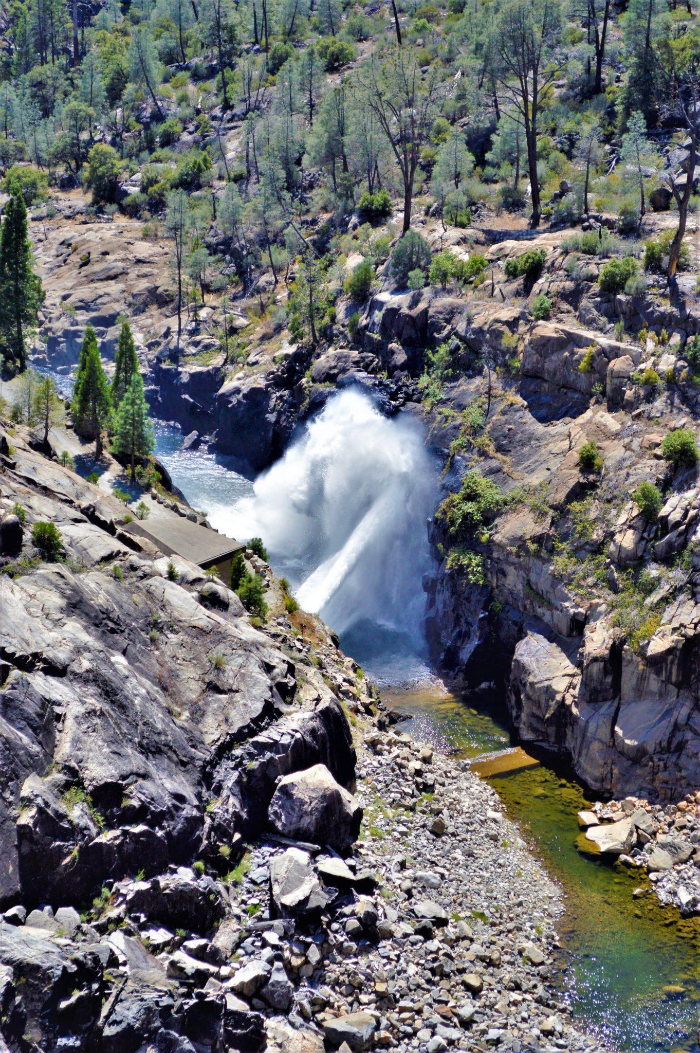 Water power, Hetchy Hetchy, California