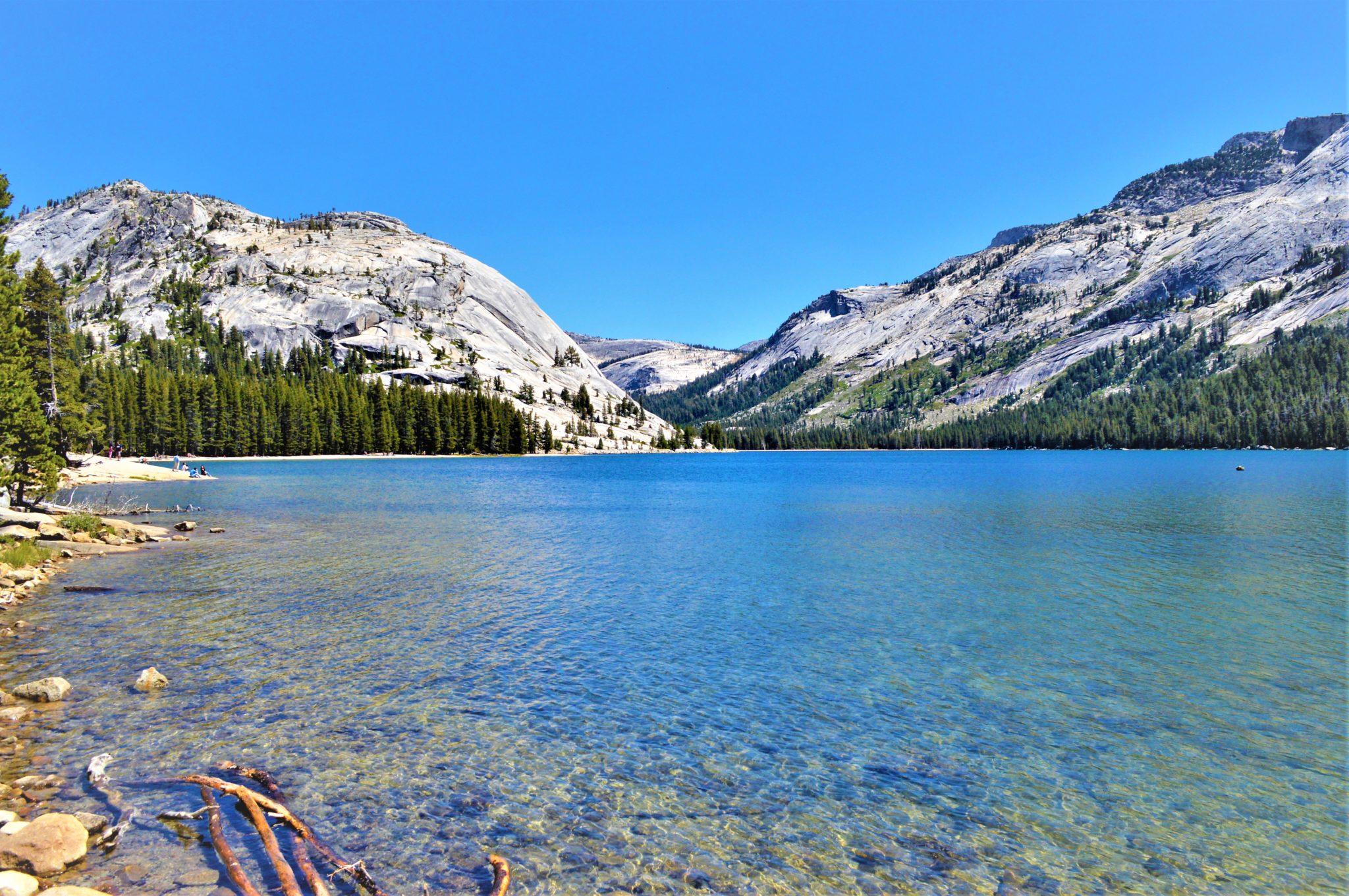 lakeview, Yosemite National Park, California USA