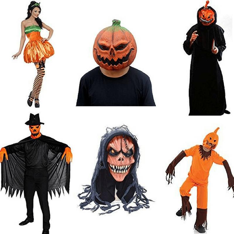 pumpkin halloween costumes