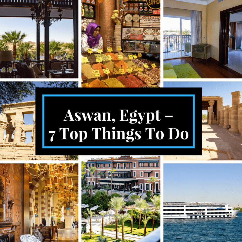 Aswan, Egypt – The Ultimate Travel Guide