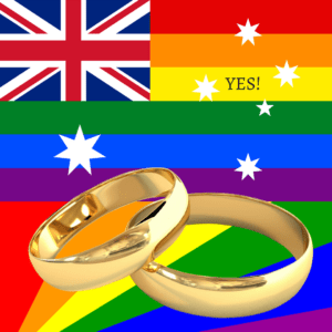 Australia gay marriage legalized