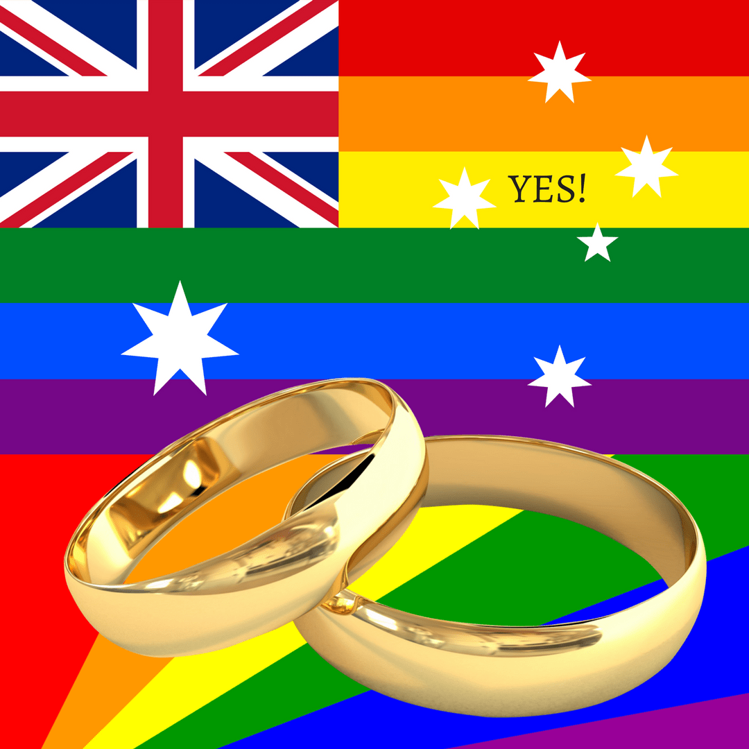 Australian gay marriage legalized