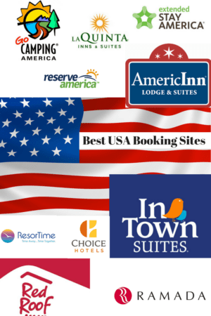 Best USA Booking Sites
