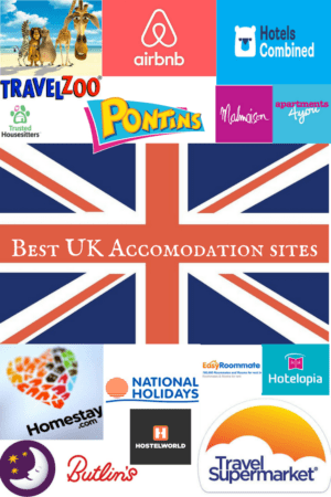Travel Resources: Book UK Accommodation