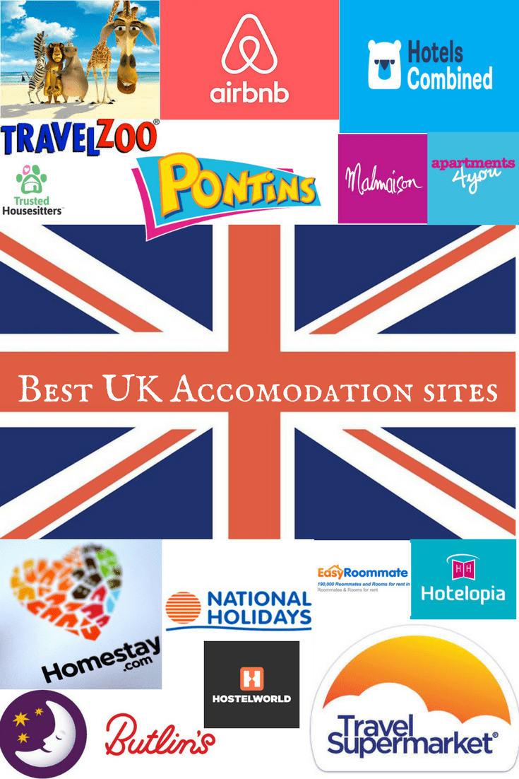 Travel Resources: Book UK Accommodation