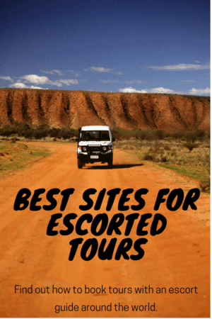 The Best Sites for Booking Escorted Tours
