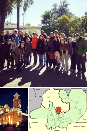 Free Walking Tour, Salta, Argentina