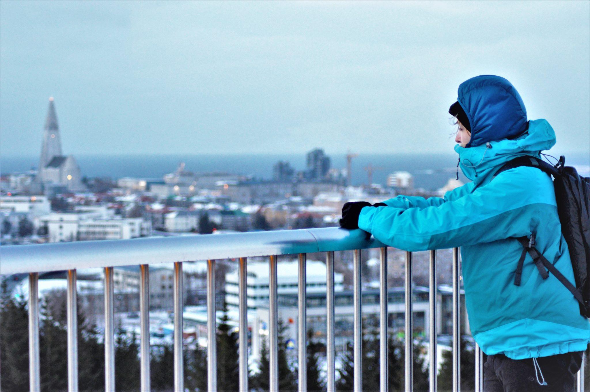 Rab jacket review, neoshell, reykjavik
