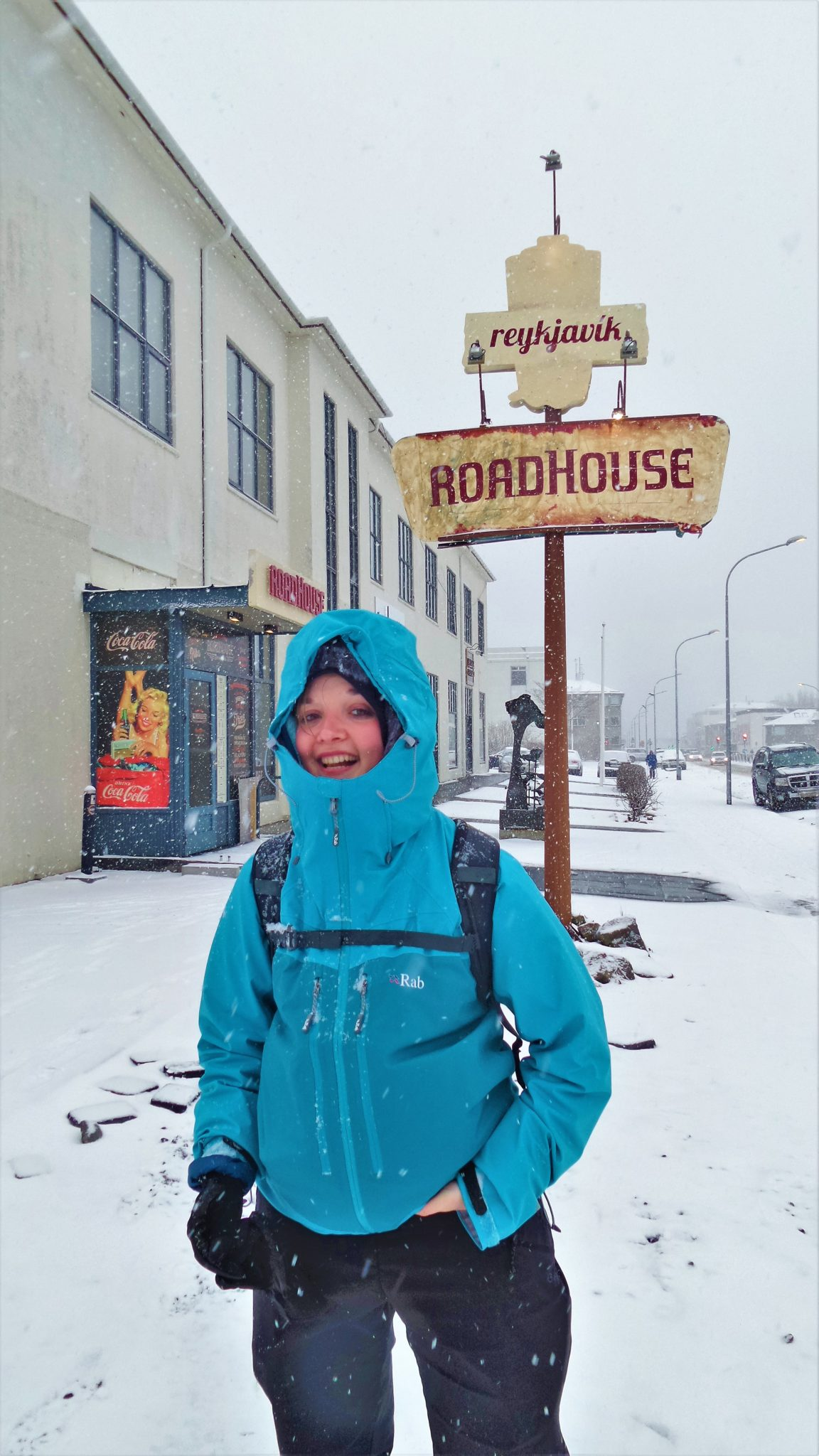 Reykjavik Rab jacket review, women's outershell