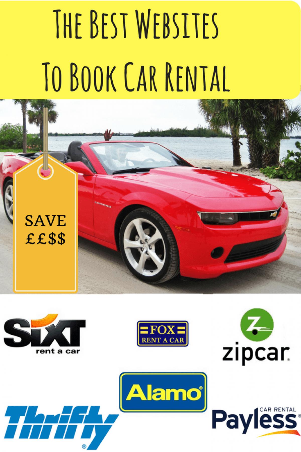 Car Rental Websites >> Best Websites To Book Car Rental Travel Resources