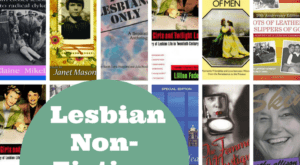 The best Lesbian non-fiction books, a complete list