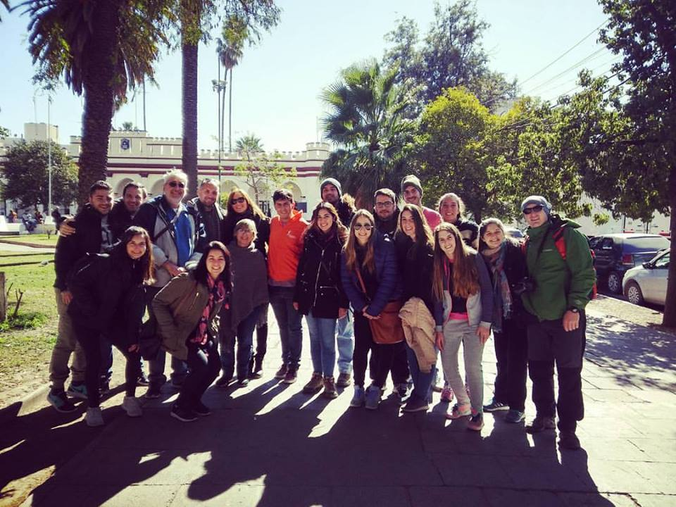 Salta Walking Tour in argentina