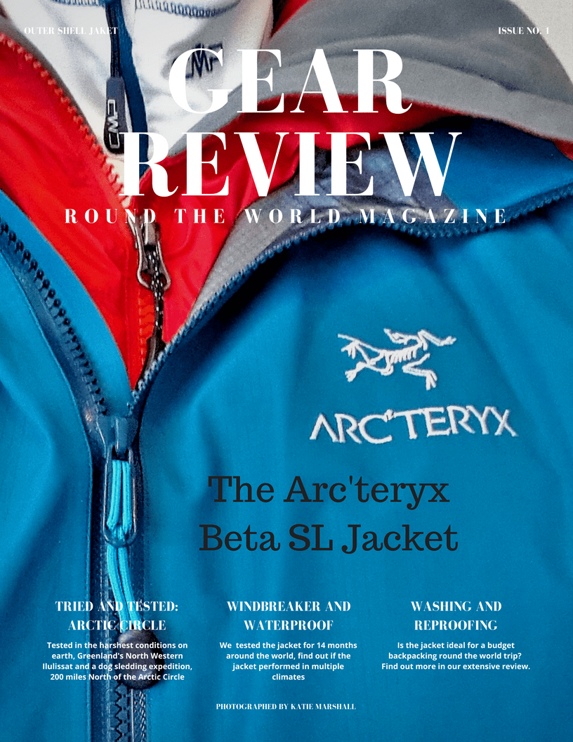 Gear Review: Arc'teryx Beta SL Hybrid Jacket
