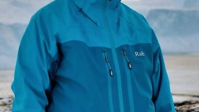 Women's Rab Jacket Stretch Neoshell, Polartec Review