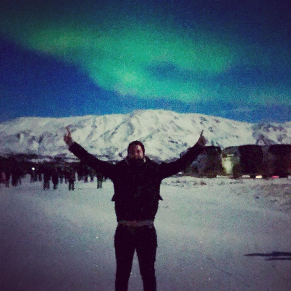 how to take northern lights photos with iphone