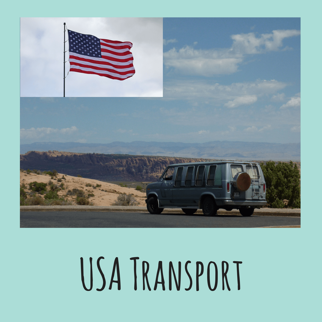 Best sites to book transport in the usa