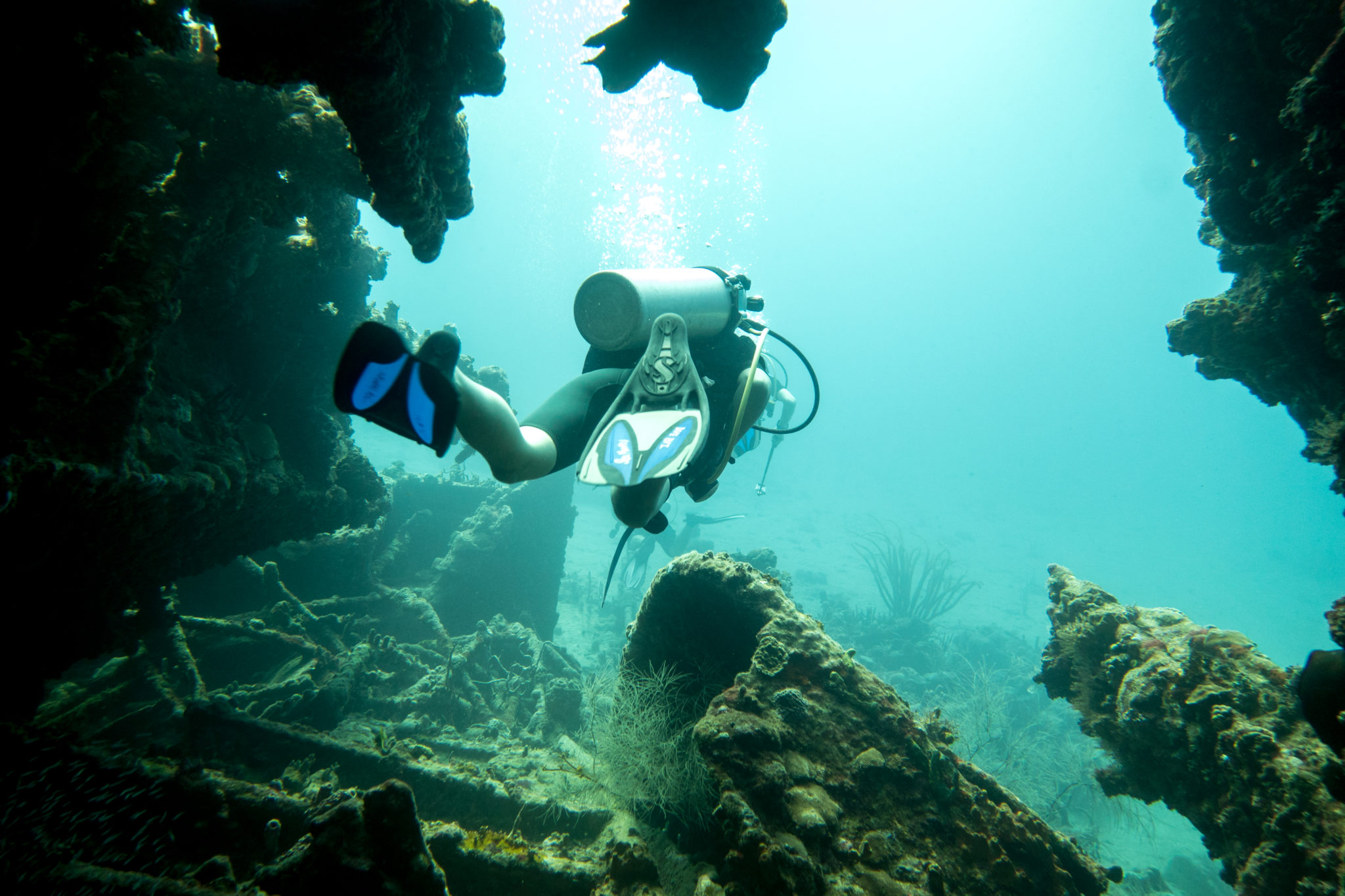 Best diving sites in the world, RMS RHONE