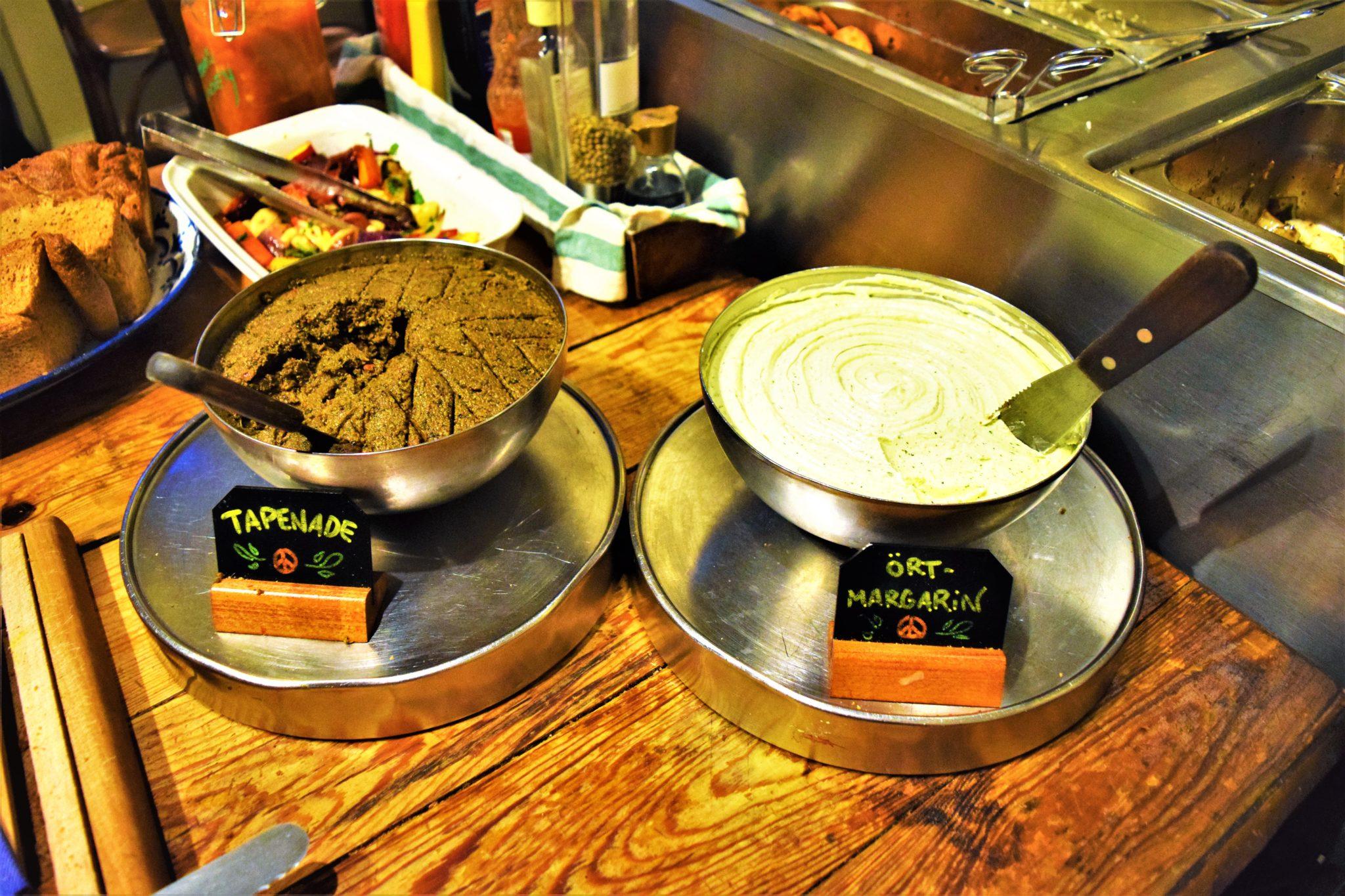 Swedish vegan food, hermans, stockholm, sweden