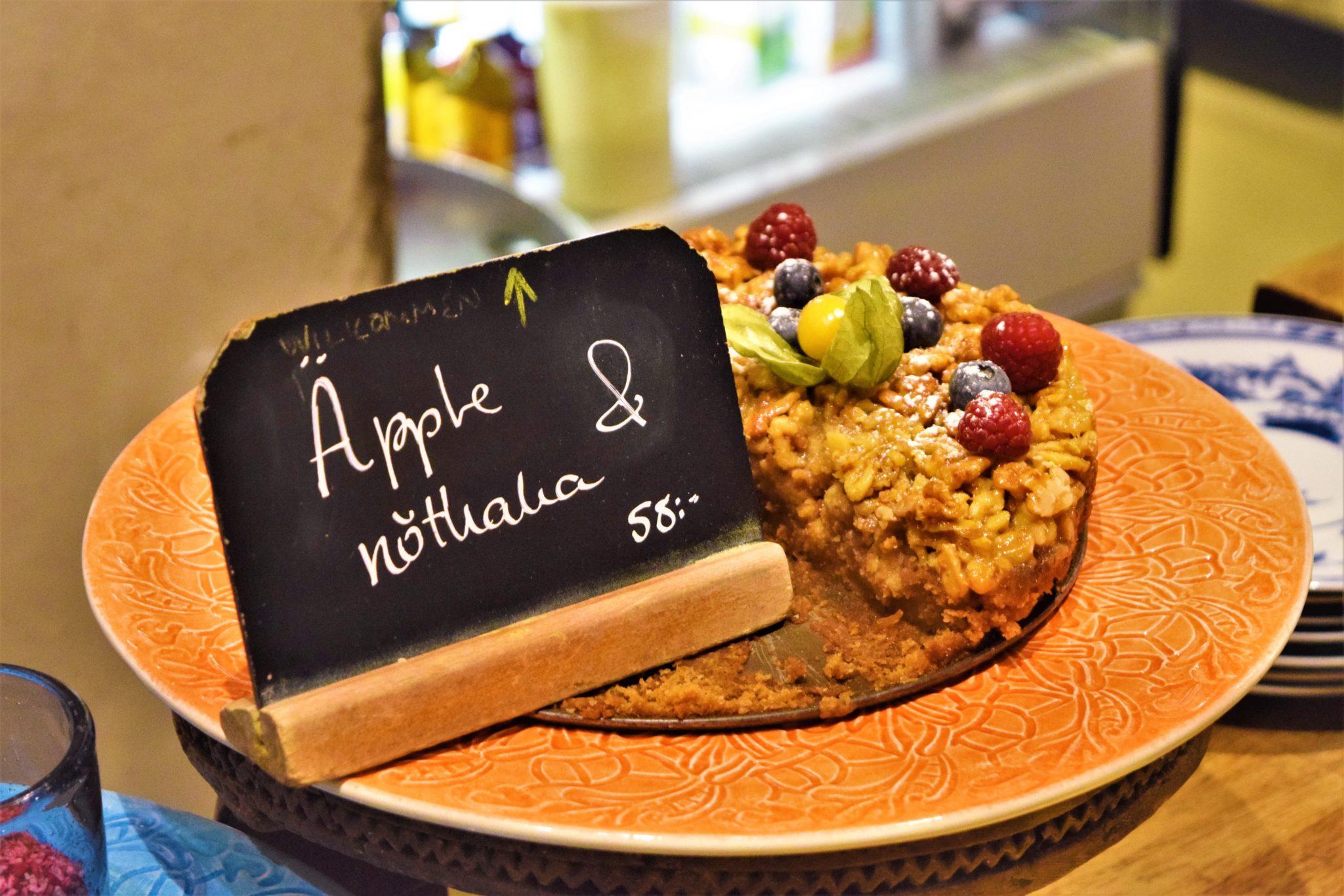 Vegen desserts, stockholm, sweden