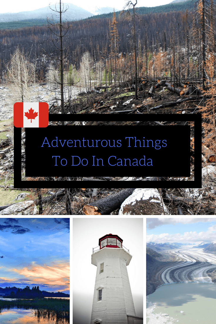 Adventurous Things To Do In Canada