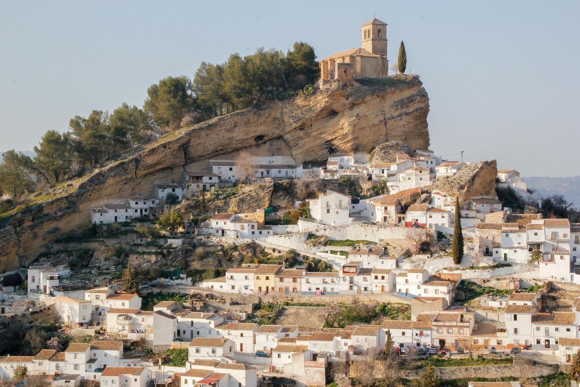 Granada, top things to see in Spain