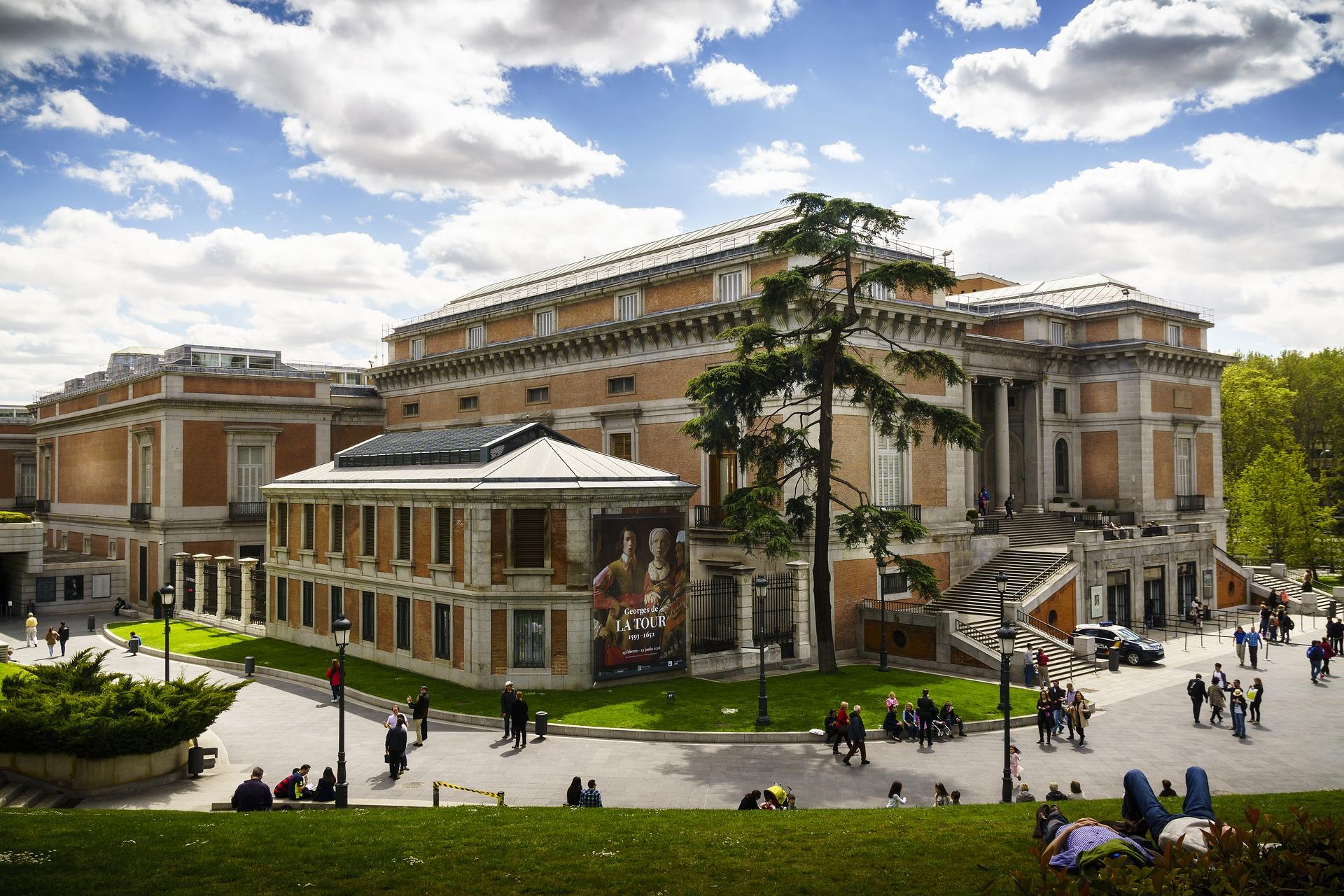 Places to see in Spain, Prado museum Madrid