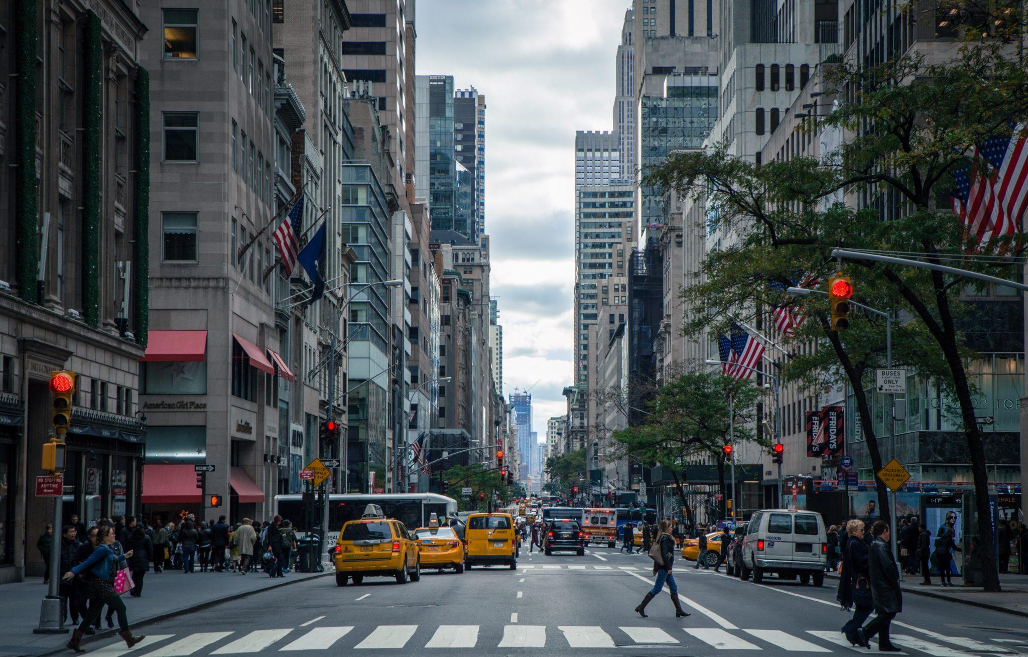 flights to Australia - Top layover destinations New york