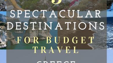 3 Great Greek Destinations For Budget Travel