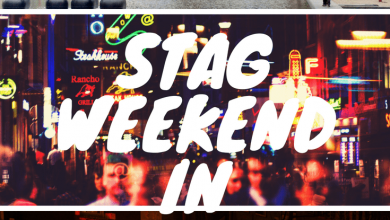 stag weekend in amsterdam