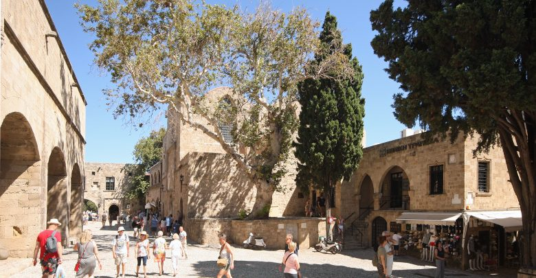 List of Rhodes Museums