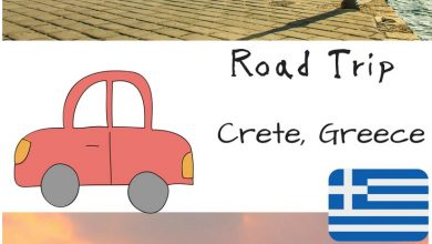 Road Trip greece