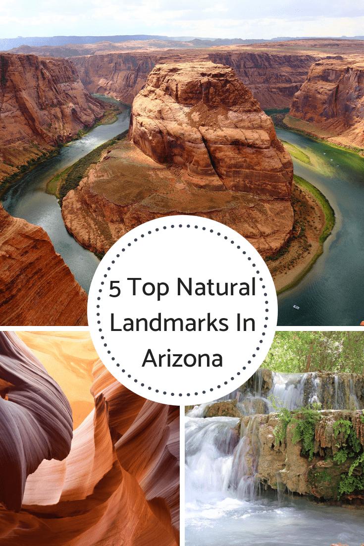 5 Top Natural Landmarks In Arizona