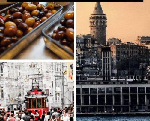 Reasons to visit Istanbul